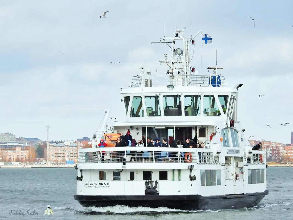 M/S Suomenlinna II