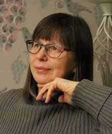 Blogin kirjoittaja Eeva-Riitta Salo