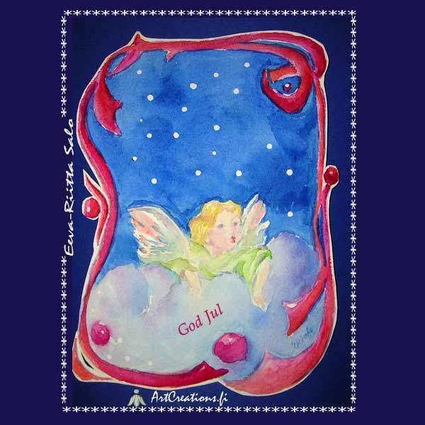 Fridfull jul