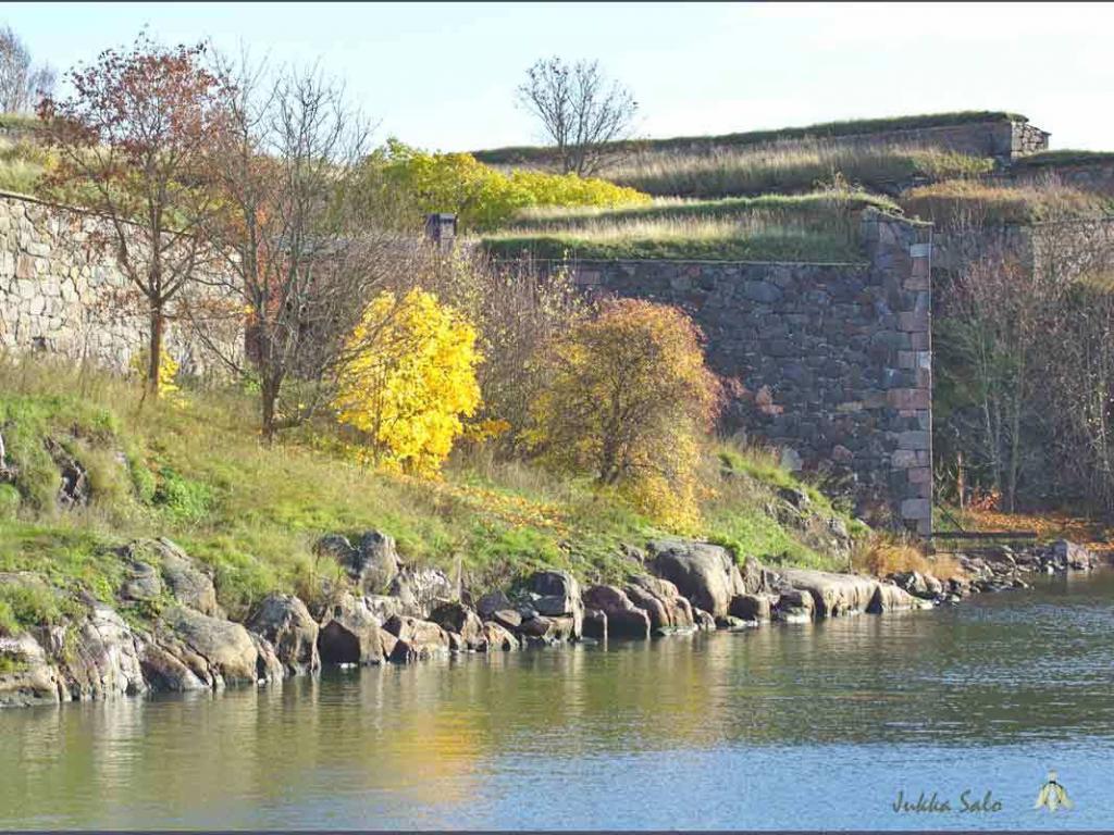 Suomenlinnan muurit