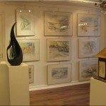 Taidenäyttely Galleria Ferin, Eeva-Riitta Salo